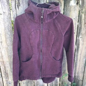 Lululemon Hoodie Zip Up Jacket